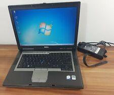 Business CAD Dell Latitude D830 DVD-RW Intel T7300 2x2GHz 4GB nVidia Quadro Win7