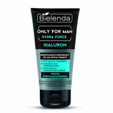 Bielenda Man Hydra Force Moisturizing and Soothing Face Cleansing GEL 150ml