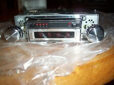 Vintage Lake Model Df-7500 In Dash 8 Track Stereo With Am / Fm Mpx Radio Nos