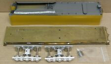 Babbitt Pacific Medium Steam Engine Tender Kit Partly Built O-Scale 2-Rail BRASS