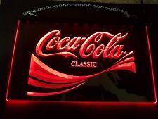 Coca Cola LED-Schild.