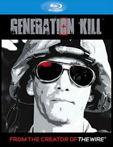Generation Kill - Complete HBO Series [Blu-ray] [DVD][Region 2]