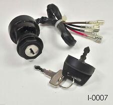 FOR POLARIS TRAIL BOSS 350 Ignition Key Switch 2X4 4X4 1990-1992 ATV