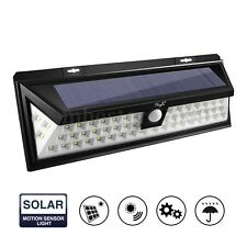 54 LED Solar Power Light Motion Sensor Outdoor Security Lamp Garden Waterproof
