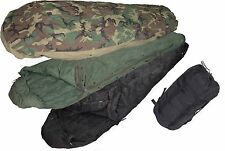US Military 4 Piece Modular Sleeping Bag Sleep System  VGC