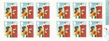 Postfrische Briefmarken aus Großbritannien mit Feiertags -/Weihnachts-Motiv