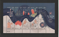 Australia 2020 : Navigating History, Endeavour Voyage 250 Years. Sheetlet, MNH