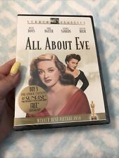 New• All About Eve (Dvd, Studio Classics) Betty Davis and Baxter George Sanders
