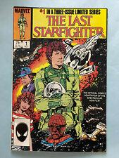 The Last Star Fighter #1 very good+ 1984 Marvel Movie Adaptation, comic