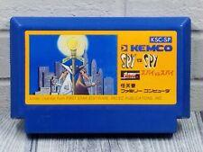 SPY VS SPY Famicom Cart TESTED NES US SELLER Nintendo