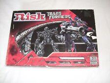 Risk Transformers Board Game Cybertron War Edition Hasbro 2007