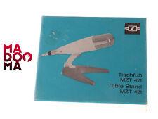 MZT 421 Tischfuß/table stand für Sennheiser MD421 Vintage Mikrofon |alt used