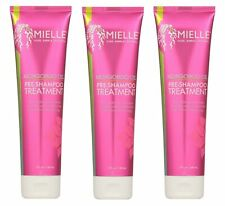 3-PACK Mielle Organics Mongongo Oil Pre-Shampoo Treatment, 5 oz. each (15 oz.)