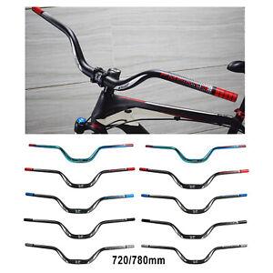 Mountain Bike Handlebar MTB DH Extra Long Riser Bar 31.8mm High Rise Handle