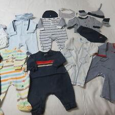 Baby Boys 16 Pce Clothing Lot - Polo, Gymboree,Mexx,Gap, Etc. Size 3-6 Mths
