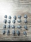 Warhammer 40k Space Marine Blood Angels Death Company Shoulder Pad