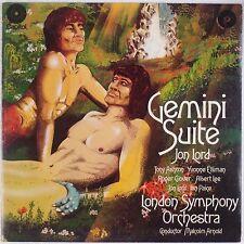 GEMENI SUITE: Jon Lord, Deep Purple CAPITOL Orig Vinyl LP NM- Super