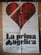 A2482  LA PRIMA ANGELICA. JOSE L. LOPEZ VAZQUEZ. LINA CANALEJAS