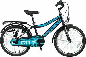 20 Zoll Fahrrad  Kinder Jungen Jungen Rad Rücktrittbremse RH 33 Schwarz Blau-053