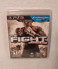 "The Fight - Lights Out PS3 Sony PlayStation ""New Factory Sealed"""