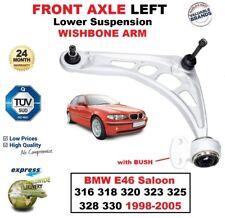 1x Asse Ant SX Braccetto Inferiore Della Sospensione per BMW E46 Berlina