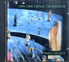VAN DER GRAAF GENERATOR Pawn Hearts CD Ottime Condizioni