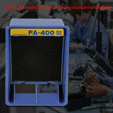 110v Fa 400 Solder Iron Smoke Absorber Fume Extractor Air Filter Fan Machine