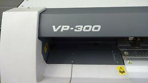Digitaldrucker ROLAND VP 300 Versa Camm mit umweltfreundlichen  Solvent - Tinten