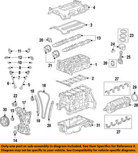 HYUNDAI OEM 11-18 Elantra-Engine Crankshaft Crank Seal 214432E110