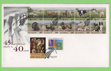 New Zealand 1995 New Postage Rates First Day Cover