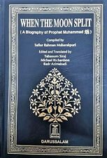 SPECIAL OFFER: When the Moon Split (A Biography of Prophet Muhammad -PBUH) (HB)