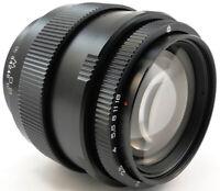⭐NEW⭐ 1991! JUPITER-9 85mm f/2 Russian Soviet USSR PORTRAIT Lens Screw Mount M42