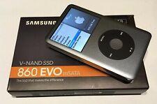 1TB iPod Classic 7th Generazione-SSD Samsung 860 EVO - 3000mAh BATTERIA