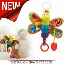 Lamaze Freddie the Firefly│Clip On Pram/Pushchair│Kids Activity Toy With Teether