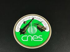 Autocollant sticker ESPACE SPACE SATELLITE CNES