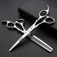 Professional Hairdressing Scissors Barber Salon Hair Dressers Cutting Shears 6""