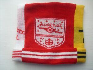 Arsenal  Vintage 1980,s Ski Hat Rare Casuals