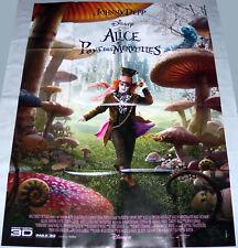 ALICE IN WONDERLAND Movie PHOTO Print POSTER Tim Burton Film Johnny Depp 001