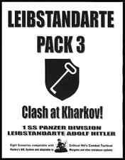 ASL,Advanced Squad Leader Modul: Leibstandarte Pack 3: Zusammenprall at Kharkov