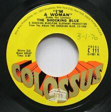 Rock 45 The Shocking Blue - I''m A Woman / Mighty Joe