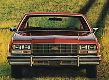 1977 Chevy CAPRICE CLASSIC / IMPALA Brochure / Catalog: 350,Station Wagon,