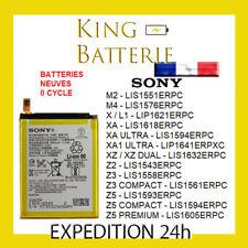 BATTERIE INTERNE SONY XPERIA M2 M4 L1 X XA XA1 XZ Z2 Z3 Z5 ULTRA/COMPACT/PREMIUM