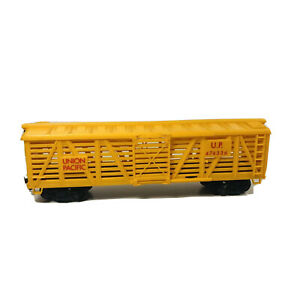 HO Life-Like Union Pacific 40' Stock Car UP # 476336 Cattle Car B