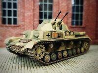 1:72 3 cm Flakzwilling Flakpanzer IV Kugelblitz gebaut und bemalt