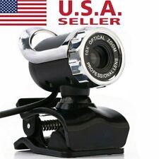 1080P HD Webcam USB Computer Web Camera For PC Laptop Desktop With Microphone