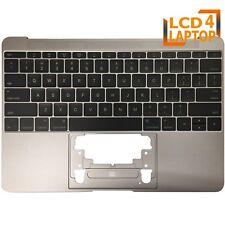 """Pour Apple MacBook 12 """" A1534 gris 661-04881 repose LES PAUMES boîtiers Clavier"""