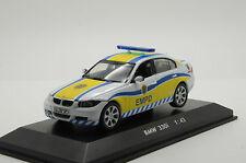 Rare !! BMW Johannesburg Police Car EMPD Custom Made 1/43