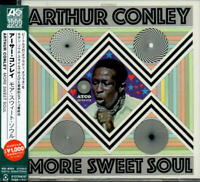 Arthur Conley - More Sweet Soul (CD-Album) ATCO Records -Neu & OVP- 2012