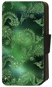 MERMAID SCALES FISH Wallet Flip Phone Case iPhone 4/5/6/7/8/X/XS/XR/xs Max