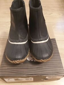 WOMEN'S Sorel Out N About Boots - New Waterproof  Chukka Ankle Shoes SIZE UK 5
